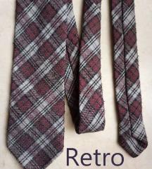 Retro deblja od stofa kravata