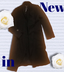 Zara vuna mantil