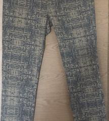 ESPRIT skinny pantalone 33/32 *NOVO*