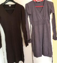 3 zenske haljine dugih rukava