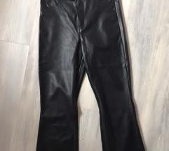 Zara kozne nove pantalone