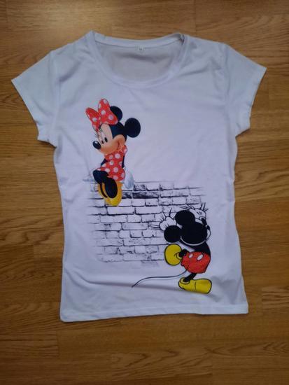 Minnie i Miki Majica