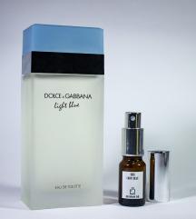 Dolce&Gabbana Light Blue - Dekant 5/10/20ml