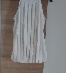 Zara besprekorna plisirana elegantna bluza