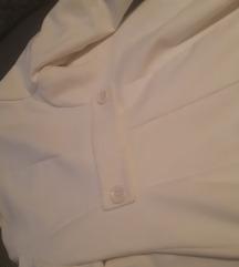 Beli italijanski kaput ENRICO COVERI Factory