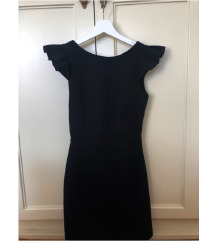 ZARA crna mala haljina