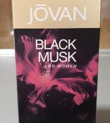 Jovan Black musk,96 ml cologne