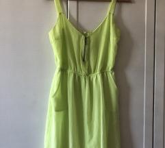 Neon Green haljina - SNIŽENO!