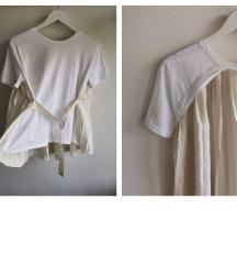 Zara plisirana majica/bluza, S/M