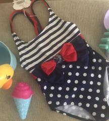Nov kupaći za devojčice