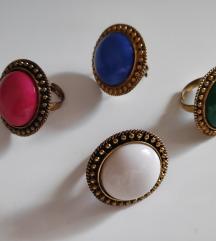 Set od četiri prstena