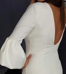 Haljina po modelu Saše Vidić roza