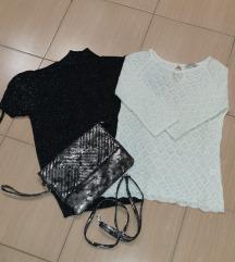 Nove bluzice i pismo tasnica