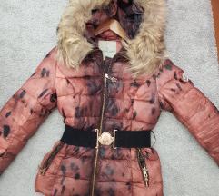 RezzMoncler zimska jakna pravo krznoTop