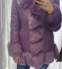 Prelepa nova jakna sa krznom
