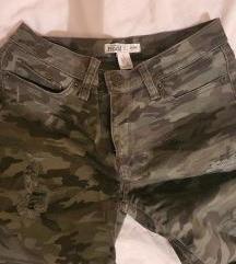 skinny military farke Mudd original