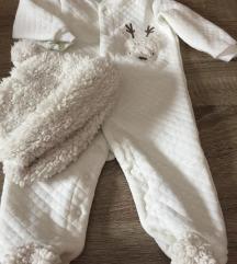 Zeka i kapica za bebe-3-6meseci
