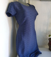 Ben-Lex plava haljina M