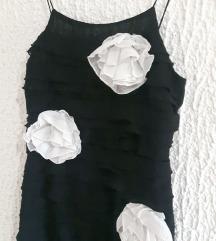 Slatka cvetna haljina S/M
