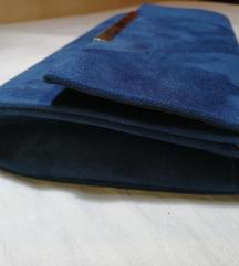 Tamnoplava pismo torba