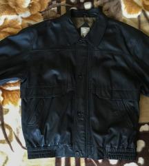 Muska kozna jakna 56/XXL iz Svajcarske