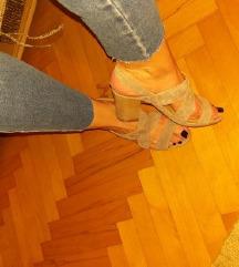Kozne drap sandale