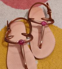 Havaianas sandale. Br. 31/32, ug. mereno 19.5/20