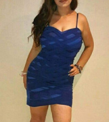 Orsay kraljevsko plava haljina /2000