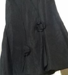 raskosna reprezentativna duga  suknja