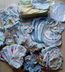 Paket za bebe 0-6m