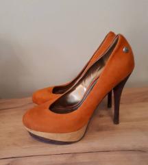 Narandzaste Kitten cipele