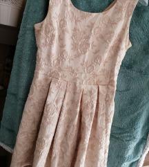 Elegantna kratka haljinica
