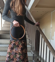 Unikatna torba sa okruglim ručkama
