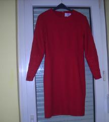 TALBOTS crvena haljina USA 4