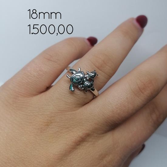 Srebrni prsten 🦋💜