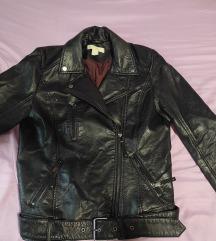 H&M bajkerska jakna od eko kože 36