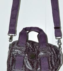 Sisley ljubičasta torba