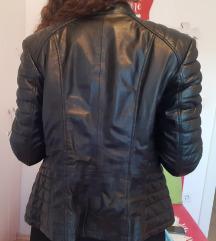 Nova jakna od prirodne kože.