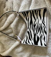 Zebra shoulder bag rez
