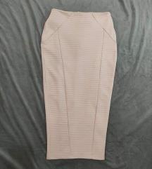 Bebi roze ASOS suknja