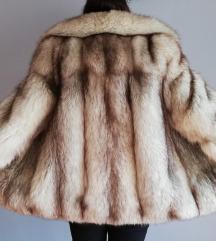 Zenska bunda od polarne lisice 38-40-42