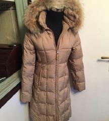 H&M jakna sa pravim krznom