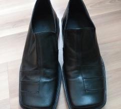 Crne muske cipele