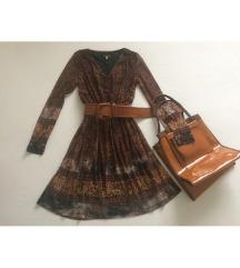 %%% 4500 Divna Original Waggon Paris haljina NOVO