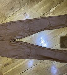 Kožne Pantalone postavljene IMPERIAL