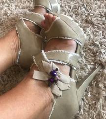 Sandale otvorene cipelice