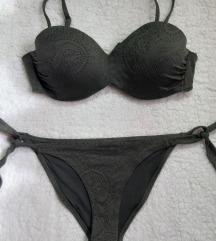Censored maslinasti kupaci kostim, bikini dvodelni
