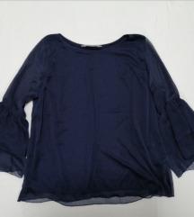 H&M lepršava💙 košulja S