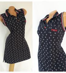 SWEET DELICATTE ❣ navy haljina ❣ Made in TENERIFE