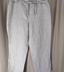 BONITA lanene pantalone